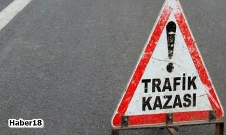 Çankırı - Şehir Merkezinde Trafik Kazası. 1 Ölü - Genel Haber haber18 haberleri