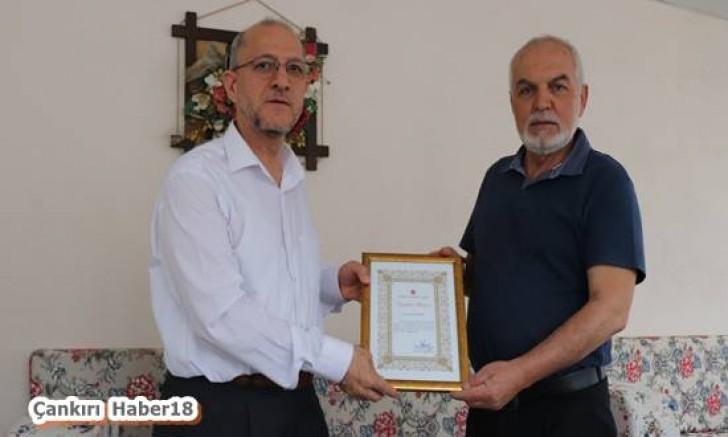 Çankırı - Şehir Merkezindeki Dükkanı Diyanete Bağışladılar - Kurumlar haber18 haberleri