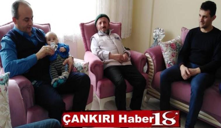 Şehit J.Er Satılmış BOYBAŞI'nın Ailesi Ziyaret Edildi - Eğitim - haber18.com - Çankırı haberleri