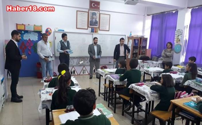 Sıfır Atık Projesi Öğrencilere Anlatıldı