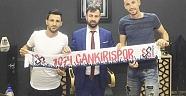 Çankırı - haber18 - 1074 Çnakırıspor'da İki Transfer - Çankırı Spor