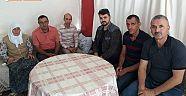 Çankırı - haber18 - 15 Temmuz Şehidi Yusuf ÇELİK'in Ailesine Ziyaret  - Genel Haber
