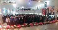 AK Parti Çankırı İl Danışma Toplantısı Yapıldı - Siyaset - Çankırı - haber18