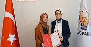 Çankırı - haber18 - AK Parti Kadın Kolları Başkanı Atandı - Siyaset Haberleri