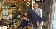 AK Parti'den Esnaf Ziyaretleri - Siyaset - Çankırı - haber18