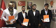 AK Parti Gençlik Kolları Yeni İlçe Başkanları Atandı - Siyaset - Çankırı - haber18