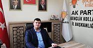 Çankırı - haber18 - Ak Parti İl Gençlik Kollarında Yeni Dönem - Siyaset Haberleri