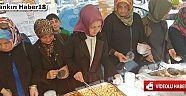 Ak Parti Teşkilatı İl Merkezinde Lokma İkram Etti  Haberleri - Çankırı Haber18