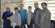 Arapça Yarışmasında Dereceye Giren Öğrencilerimiz - Eğitim - Çankırı - haber18
