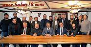 Çankırı - haber18 - Belediye Başkanı Hüseyin Boz, Basın Mensuplarını Ağırladı - Hüseyin Boz