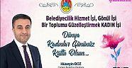 Çankırı - haber18 - Başkan Hüseyin Boz'un Kadınlar Günü Mesajı - Hüseyin Boz