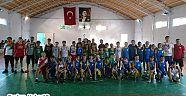 Çankırı - haber18 - Basketbol Akademi Yaz Kampını Marmariste Gerçekleştirdi - Çankırı Spor