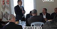 Çankırı - haber18 - Bayramören Mayıs Ayı Toplantısı Yapıldı - Bayramören Haberleri