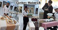 Beceri Eğitimlerini Mutfakta Gösterdiler - Eğitim - Çankırı - haber18