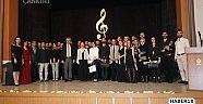 Bireysel Çalgı ve Birlikte Seslendirme  Konseri Gerçekleştirildi - Üniversite - Çankırı - haber18