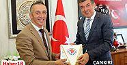 Çankırı - haber18 - Boks Milli Takımından Rektör Ayrancı'ya Teşekkür Ziyareti - Çankırı Spor