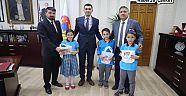 Çankırı Belediyesi'ne İlköğretim Haftası Ziyareti - Belediye Haberleri - Çankırı - haber18