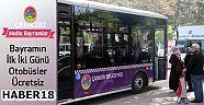 Çankırı - haber18 - Çankırı'da Bayramın İlk İki Günü Otobüsler Ücretsiz - İlanlar Duyurular