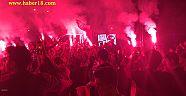 Çankırı - haber18 - Çankırı'da Galatasaray'ın Şampiyonluğu Kutlandı - Çankırı Spor