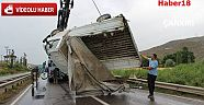 Çankırı - haber18 - Çankırı'da İki Kaza Peş Peşe Oldu - Genel Haber