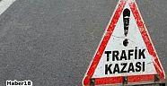 Çankırı'da ikinci kaza. Hasakça'da 5 kişi yaralandı  Haberleri - Çankırı Haber18