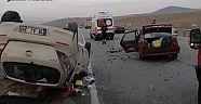 Trafik Kazasında 7 Kişi Yaralandı  Haberleri - Çankırı Haber18
