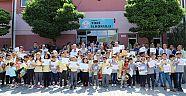 Çankırı - haber18 - Öğrenciler Karne Sevinci Yaşadı   - Valilik Haberleri
