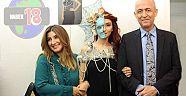 Çankırı'da Sanattan Yaşama Projesi Sergisi Açıldı - Kurumlar - Çankırı - haber18