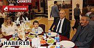 Çankırı - haber18 - Çankırı'da Şehit Aileleri ve Gaziler İftarda Bir Araya Geldi - Valilik Haberleri