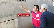 Çankırı - haber18 - Çankırı  Kızılay Şubesi Deprem Bölgesinde - STK