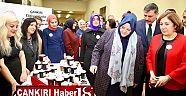 Çankırılı Girişimci Bakan'dan Teşekkür Belgesi Aldı  Haberleri - Çankırı Haber18