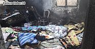 Çavundur Köyünde Yangın 1 Kişi Hayatını Kaybetti  Haberleri - Çankırı Haber18