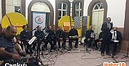 Çankırı - haber18 - ÇAYASAD'dan anlamlı bir konser - STK