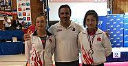 Ceren UYSAL ve Neval KAGNICI madalya ile döndüler - Spor - Çankırı - haber18