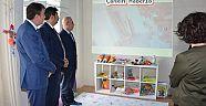 Çankırı - haber18 - Cezaevine Çocuk  Oyun Alanı Açıldı - Kurumlar