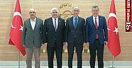 CHP Milletvekilleri, Vali Hamdi Bilge Aktaş'ı Ziyaret Etti  Haberleri - Çankırı Haber18