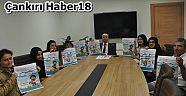 Çocuk Hakları İl Komitesi üyeleri Ziyareti - Eğitim - Çankırı - haber18