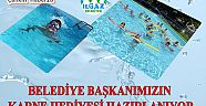 Çankırı - haber18 - Çocuklarımız İçin Sözü Verilen Havuzu Kuruluyor - Ilgaz haberleri
