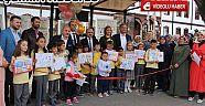 Durakta Matematik Projesi Hayata Geçti - Belediye Haberleri - Çankırı - haber18