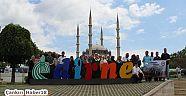 Çankırı - haber18 - Edirne ve İstanbul illerine tarihi ve kültürel gezi düzenledi - STK