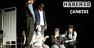 En Büyük Engel Sevgisizliktir Tiyatro Gösterisi  - Üniversite - Çankırı - haber18