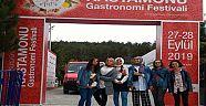 Gastronomi Festivaline Katıldılar - Eğitim - Çankırı - haber18