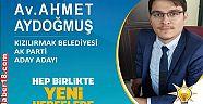 Genç Avukat Belediye Başkanlığına Talip Oldu - Kızılırmak - Çankırı - haber18