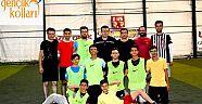 Çankırı - haber18 - Gençlik Kolları Halısaha Turnuvası Düzenliyor - Siyaset Haberleri