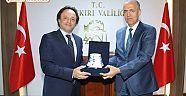 Çankırı - haber18 - Genel Müdür, Vali Hamdi Bilge Aktaş'ı  Ziyaret Etti - Valilik Haberleri