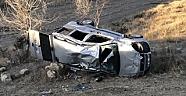 Grup Yolunda Kaza 4 Yaralı  Haberleri - Çankırı Haber18