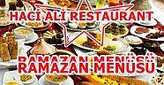 Çankırı - haber18 - Hacı Ali Restaurant Ramazan Menüsü - İlanlar Duyurular