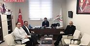 Çankırı - haber18 - İlçe Hastanesinin İhtiyaçlarını Sordu - Kurşunlu Haberleri