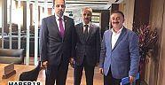 Çankırı - haber18 - Ilgaz Belediye Başkanı Karayolları Genel Müdürü İle Görüştü - Ilgaz haberleri