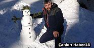 Çankırı - haber18 - Ilgaz'da Kışın Güzellikleri Yaşanıyor - Ilgaz haberleri